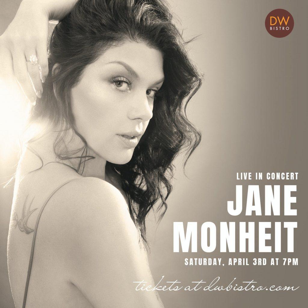 Live in Concert - Jane Monheit